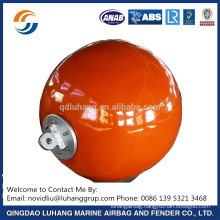 Ball Shape EVA Filled Marine Mooring Buoy
