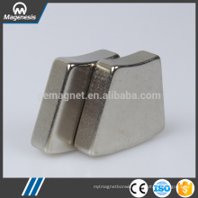 China manufacture promotional planted cylinder ndfeb magnet