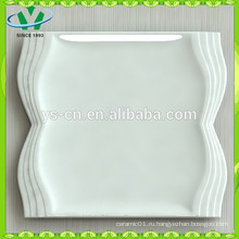 Цветастые керамические столовые приборы