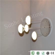 Классический хрустальный шар стильный дизайн установка комната светодиодный подвесной потолочный светильник диммируемый