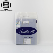 Логос напечатал ручки веревочки пластичные мешки упаковки
