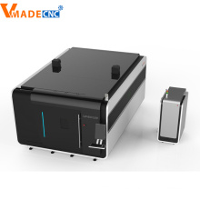 Máquina de corte por láser de fibra de recubrimiento de 1530 5 * 10 pies