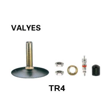 buen fabricante de la motocicleta tubes4.50-16 interior