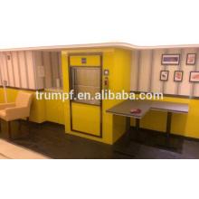 Ascenseur de cuisine   monte-charge électrique ascenseur de nourriture   restaurant ascenseur