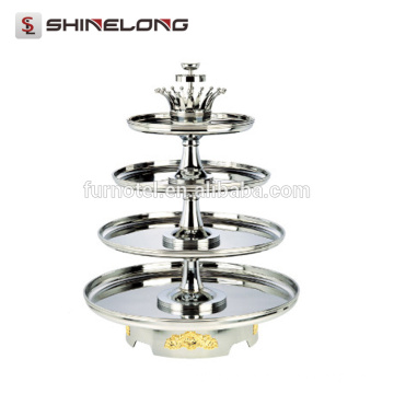 2017 Shinelong Hot Sale Wholesale Commercial Large Chocolate Fountain