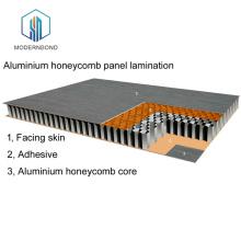 Вневременная прочная алюминиевая сотовая панель