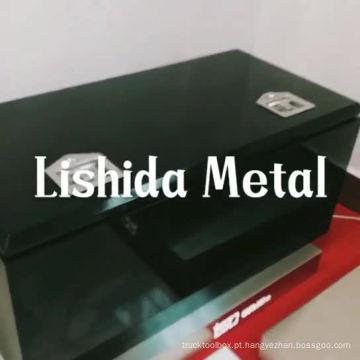 Caixa de ferramentas de aço resistente do caminhão do metal do underbody Caixa de ferramentas de aço resistente do caminhão do metal do underbody