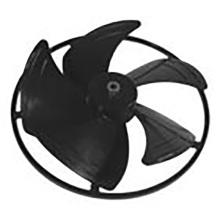 Moule en plastique adapté aux besoins du client de fan de lame de moule en plastique adapté aux variétés larges