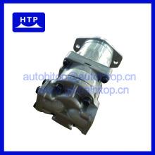Bomba de dirección hidráulica de alta presión 705-51-20070 del engranaje de la transmisión para el cargador de la rueda