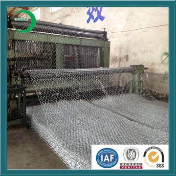 Galvanized Gabion Mesh Export by Factory