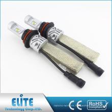 LED automotriz que enciende bulbos de los kits de la conversión de la linterna del haz bajo 4000lm 6500K de la hélice 5S H4 9004 9007