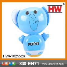 Vui chơi cho trẻ em lớn đầu Inflatable voi