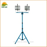hot sale professional high power 2*500W halogen work light with firm double-end housing holder