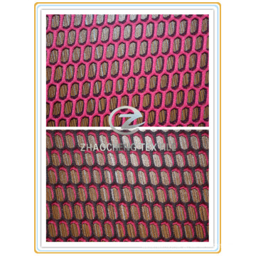 Two Tone Mesh Fabric for Shoes