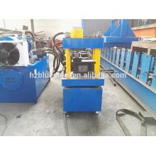 Alibaba Express CZ Purlin Roll Umformmaschine / False Wall Stud Roll Forming Machine