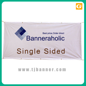 Customized fabric banner with hardware With Long-term Technical Support