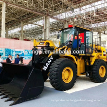 Popular SANY 5T SYL956H5 mini wheel loader Cheap Price for Sale