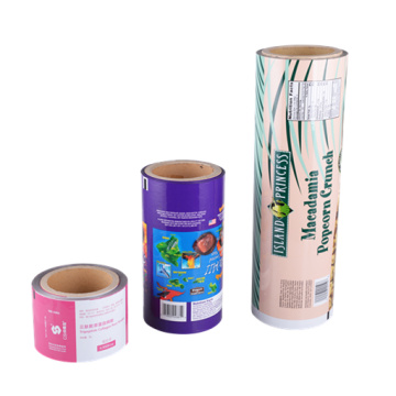 Lidding Film / Roll Film Untuk Packagaing