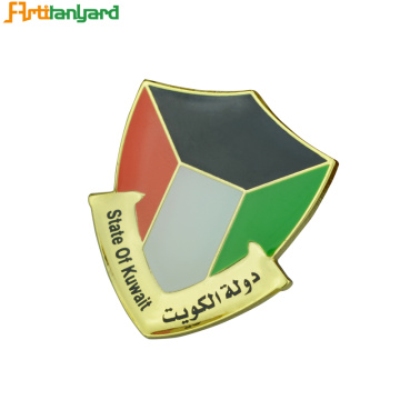 Promotie Custom Metal Badges Reel