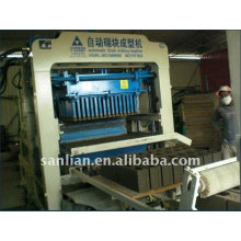 Cement block making machines