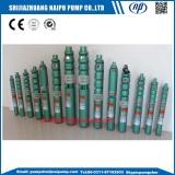 submersible water pump QJ type