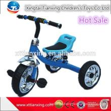 Hochwertiger Stahl Material Gummi oder EVA Kunststoff Reifen Günstige Dreirad zum Verkauf