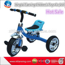 High Quality Steel Material Rubber Or EVA Plastic Tyre Cheap Tricycle For Sale
