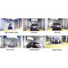 Lavadora automática de coches sin contacto de buena calidad