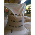 Fertilizante soluble 100% watrer NPK 13-0-45