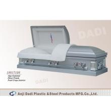 Cercueil métallique de Style américain (18017126)