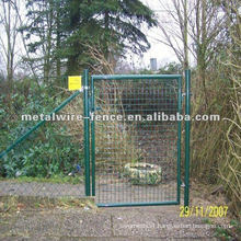 stainless steel garden fence gate