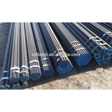 ASTM A106B Carbon Steel Seamless Pipe For Fluid Pipeline
