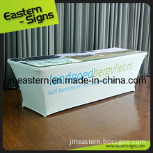 Full Color Printing Party Gathered Table Skirts