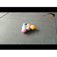Fitness-Rehab-Therapie-Massage-Gymnastik Lacrosse-Ball mit hoher Dichte