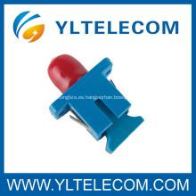 Atenuador de híbrido de alto rendimiento fibra óptica adaptador SM / MM