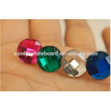China metal cor polegar aderência