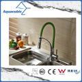 Pull out Kitchen Brass Single Handle Faucet (AF2105-5A)