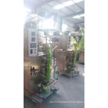 Petite machine à emballer verticale de sachet de noix à faible coût