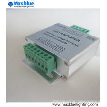 DC12 / 24V 16A 4A * Amplificateur RGBW à 4 canaux pour RGBW LED Strip