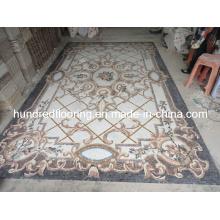 Каменный мраморный мозаичный узор (STP82)