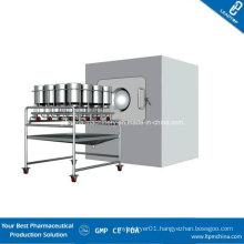 High Quanlity Pharma Machinery Bin Cleaning-Sterilizing Machine