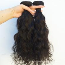A ordem da amostra aceita o melhor preço cabelo durante a noite de envio de alta qualidade cabelo remy não transformados