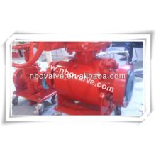 Válvula de esfera do oleoduto do API 6A (Q47Y)