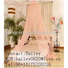 Polyester Round mosquito net