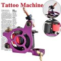 Getbetterlife Hot Sale Iron Liner 8 Wrap Coils Tattoo Machine