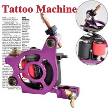 top 8 coils tattoo machine