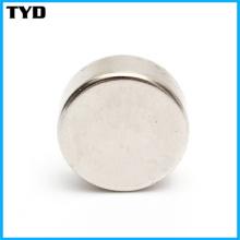 Imán NdFeB del cilindro magnético del alto rendimiento