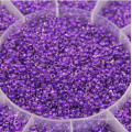 Round Glass Seed Loose Spacer Bead