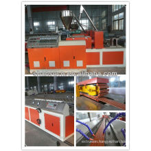 Wood Plastic Composite Profile Extruder