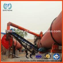 Organic Chemical Drum Dryer Fertilizer Equipment